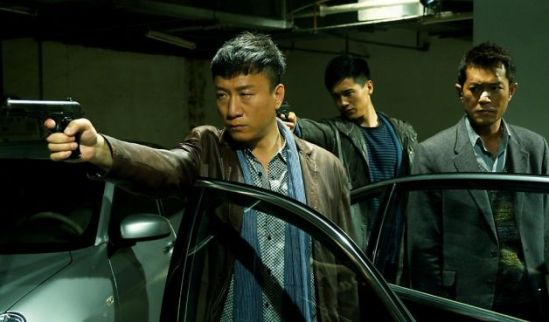 Honglei Sun and Louis Koo in 'Drug War.'  credit: Variance Films