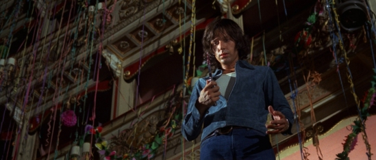 Michael Brandon in 'Four Flies On Grey Velvet.' - credit: projectdealpost.com