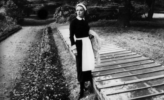 Jeanne Moreau in 'Diary Of A Chambermaid.'