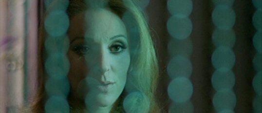 Barbara (Susan Scott) in 'All The Colors Of The Dark.'  credit: doomedmoviethon.com
