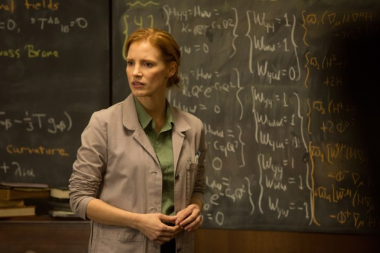 Jessica Chastain in 'Interstellar.'  credit: Melinda Sue Gordon/Paramount