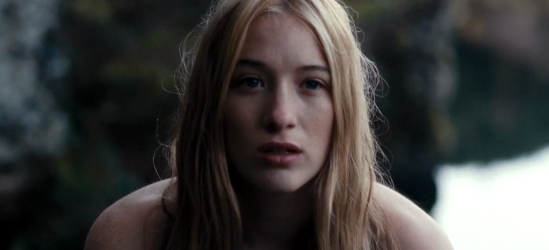 Sophie Lowe in 'Autumn Blood.' credit: wegret.com