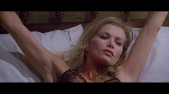 Alexandra Delli Colli in 'The New York Ripper.'  credit: horrorpedia.com