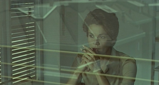 Florinda Bolkan in 'Footprints On The Moon.' credit: film-grab.com